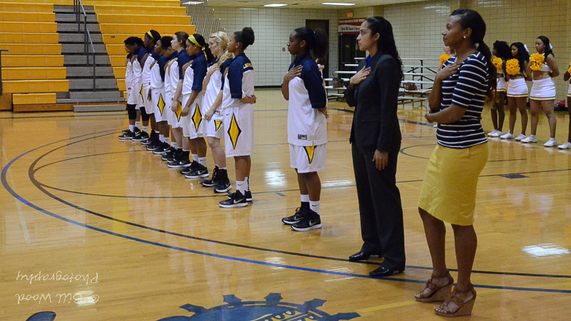 1st LSUS Lady Pilots vs. Centenary College Photo