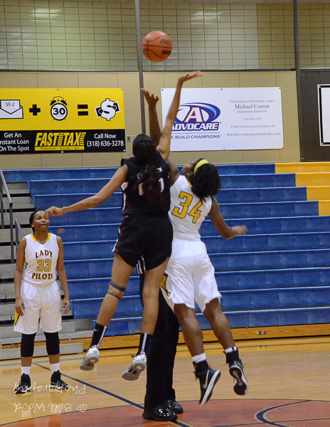 3rd LSUS Lady Pilots vs. Centenary College Photo