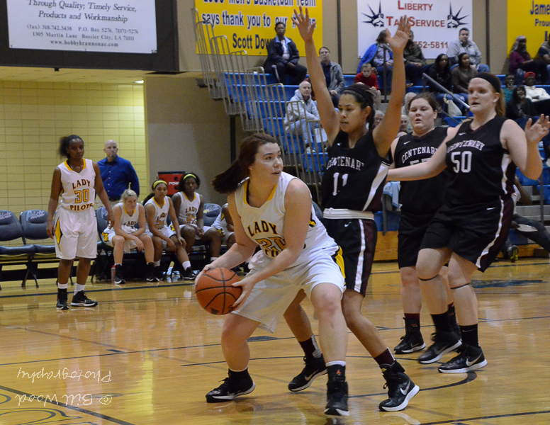25th LSUS Lady Pilots vs. Centenary College Photo