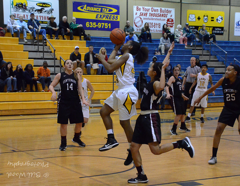 37th LSUS Lady Pilots vs. Centenary College Photo