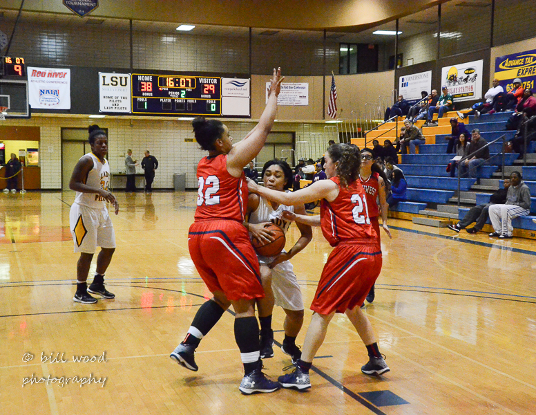 15th LSUS Lady Pilots vs U of the SW Photo