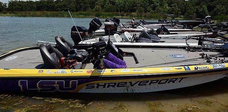 Photo for LSUS BASS TEAM QUALIFIES FOR DAY THREE AT CARHARTT WILD CARD BASS TOURNAMENT
