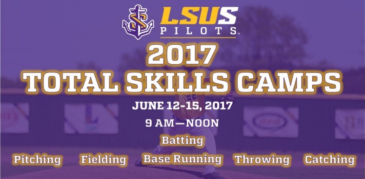 Photo for PILOTS BASEBALL YOUTH CAMP IS ALMOST HERE