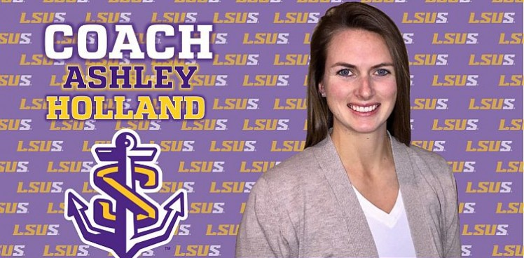 Photo for ASHLEY HOLLAND NAMED LSUS' WOMEN'S SOCCER HEAD COACH