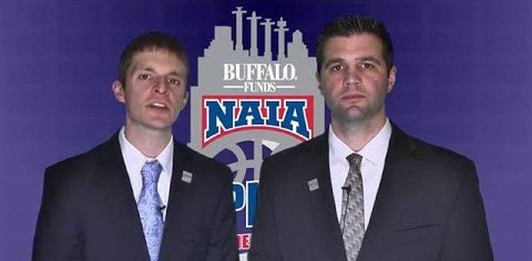 Selection Show Hosts: Alan Grosbach (left) and Chad Waller (right)