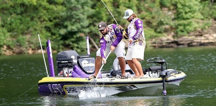 Photo for LSUS TAKES 5TH AT BASS NATIONAL CHAMPIONSHIP